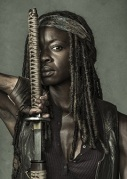 Michonne, Danai Gurira, The Walking Dead